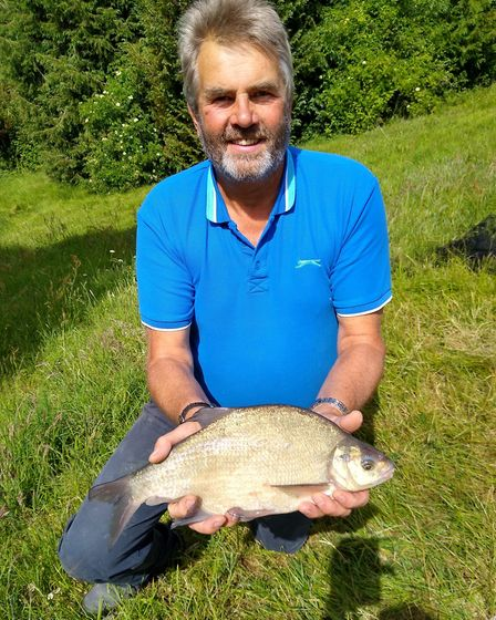 An interesting week in angling