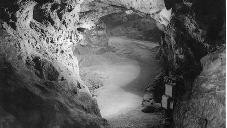 Kents Cavern's Great Chamber