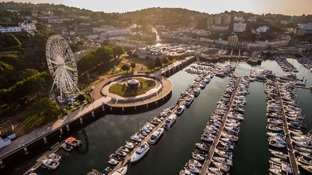The English Riviera Wheel and Carousel is returning to Torquay and is set to be open by Saturday