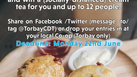 Celebrate your good neighbours and win a cream tea