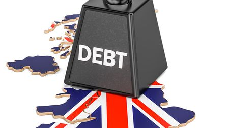 The UK's national debt is now larger than our economy