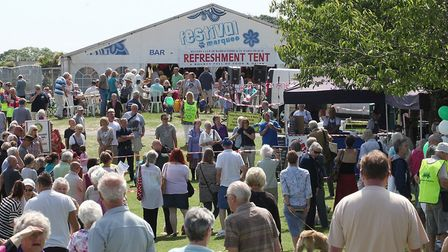 Babbacombe Fayre, one of the biggest events in the Torbay calendar