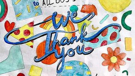 A thank you from Lisa