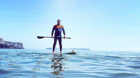 SUP is hugely popular in Torbay
