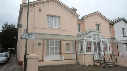 Bishops Place, Paignton, built by Isambard Kingdeom Brunel