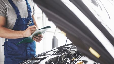 Check with your local dealer for MOT availability