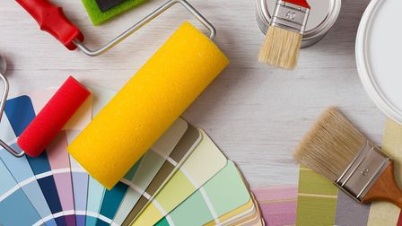 Decorate your rental property