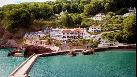Cary Arms, Torquay - silver in the national Visit England awards
