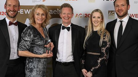 In March, South Devon College was nationally recognised for its Outstanding Contribution to the Deve