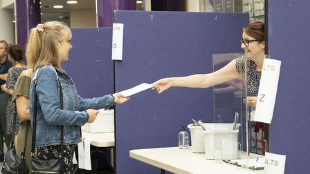 A-level results at South Devon College