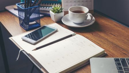 Create a daily routine or schedule