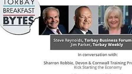 Torbay Business Forum quickly switched to 'virtual' meetings
