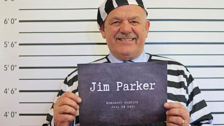 Jim Parker, editor of the Torbay Weekly