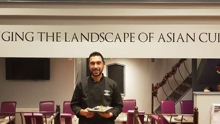 Rehan Uddin represented almost 2,000 members of the national Asian Restaurant Owners' Network when h