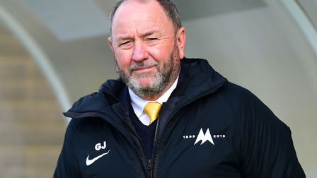 Join Gary Johnson and his assistant Aaron Downes for a Torquay United preview evening. Photo: Micah