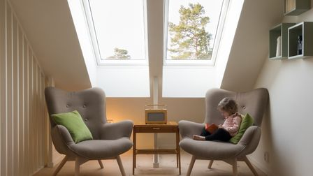 Small rooms need furniture that fits