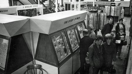 Holden Gallery in the 1960s