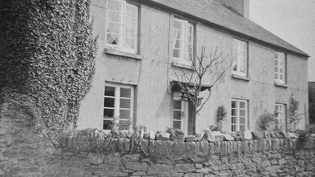 Vale House in Galmpton, once home to Robert Graves