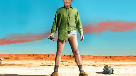 Donald Trump as Breaking Bad's Walter White