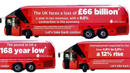 The UK faces a predicted loss of £66 billion a year in tax revenues, with a 9.5% contraction in the