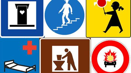 Can you guess these European road signs?