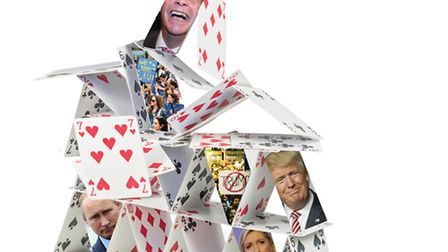 Lies bring down the house of cards, says Marion Van Renterghem