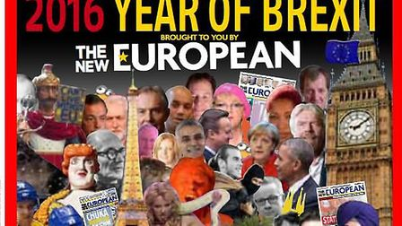 2016 Year in Brexit is on sale now