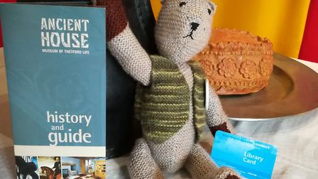 Thetford's Ancient House Museum will be offering free entry for visitors with a Norfolk library card