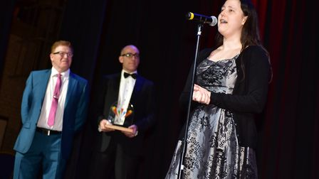 A previous Thetford Awards Recognising Achievement ceremony. Picture: Sonya Duncan