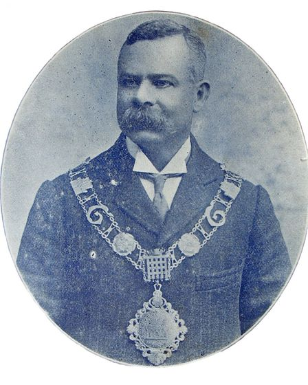 Dr Richard Maguire will talk about former Thetford mayor Allan Minns at a talk at the Ancient House