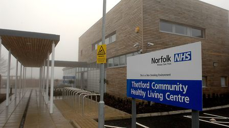 Thetford's Healthy Living Centre. Picture: Denise Bradley
