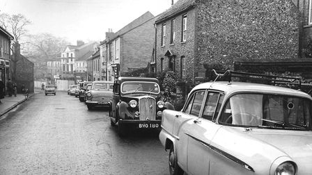 Parking on King Street was already a thorny issue in 1963. Picture: Archant Library