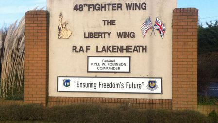 48th Fighter Wing at RAF Lakenheath has named the servicewoman who died in a crash at Elveden as Hay