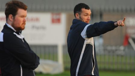 Thetford Town manager Danny White. Picture: DENISE BRADLEY
