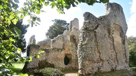 Weeting Castle. Picture: Sonya Duncan