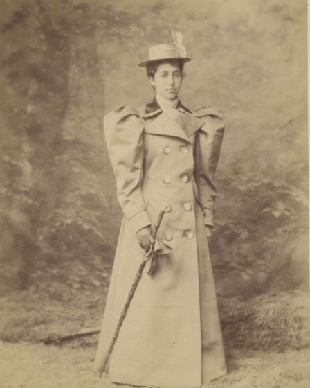 Princess Sophia Duleep Singh. Picture: COURTESY OF ANCIENT HOUSE MUSEUM THETFORD