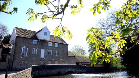 Thetford Mill. Picture: Sonya Duncan