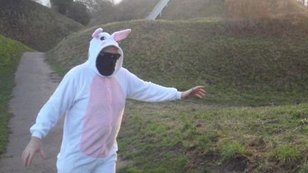Run Breckland are hosting an Easter-themed 5km run in Thetford. Picture: Run Breckland