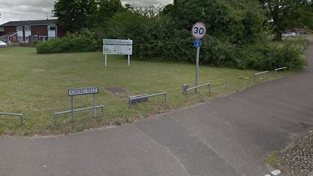 Police are appealing for information following an attempted burglary in Kimms Belt, Thetford. Pictur