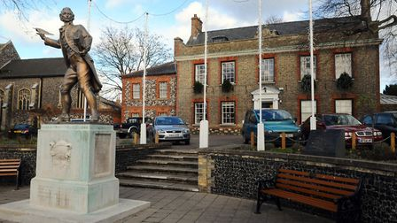 King's House, where Thetford Town Council are based. Picture: Sonya Duncan
