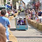Thetford Soapbox Racing.Picture: ANTONY KELLY