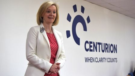 South West Norfolk MP Elizabeth Truss. Picture: ANDREW PAPWORTH