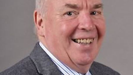 Roy Brame will be sworn in as the new Mayor of Thetford. Picture: Norfolk Conservatives