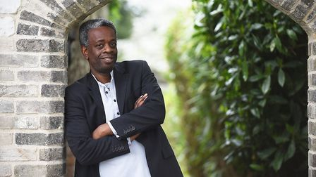 Femi Olasehinde runs Just Another Label which produces music for films and TV shows. Picture: Ian Bu