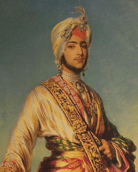 Marharajah Duleep Singh. Picture: Archant Library