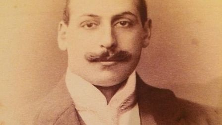 Prince Frederick Duleep Singh, the son of the Maharaja. Picture: Anicent House Museum