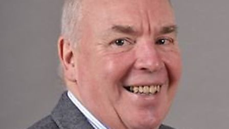 Roy Brame will be sworn in as the new Mayor of Thetford on Friday. Picture: Norfolk Conservatives