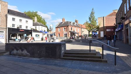 The High Street and King Street in Thetford.Byline: Sonya DuncanCopyright: Archant 2016