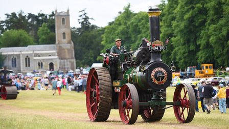 Rural Pastimes at Euston Park. Picture: Gregg Brown