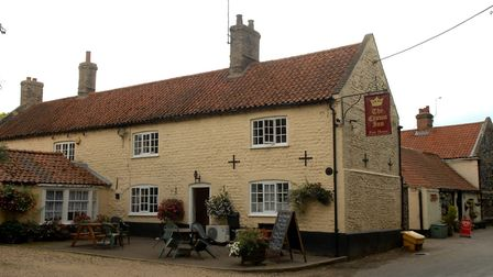 The Crown Inn, Northwold. Picture: Sonya Duncan